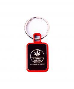 Legal Weed Cannabis Light Portachiavi