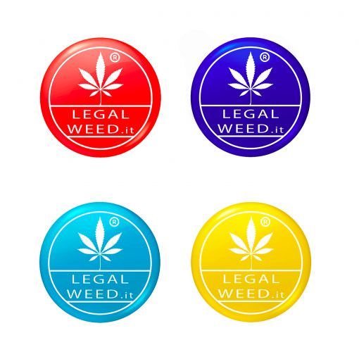 Cannabis Light -Spille - CBD Certificato - Legal Weed -