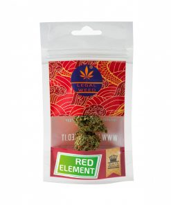 red element legal weed