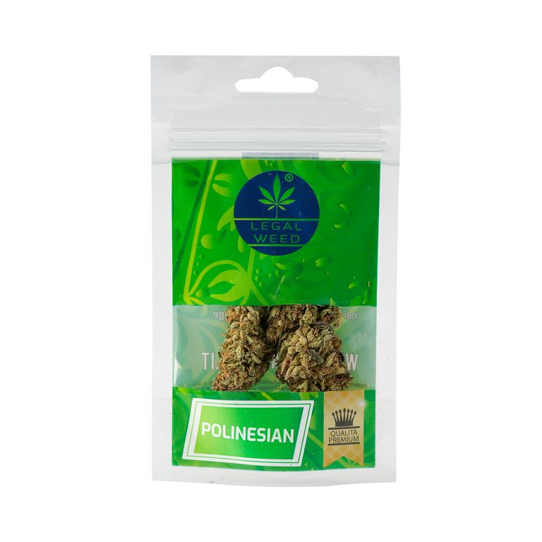 polinesian legal weed
