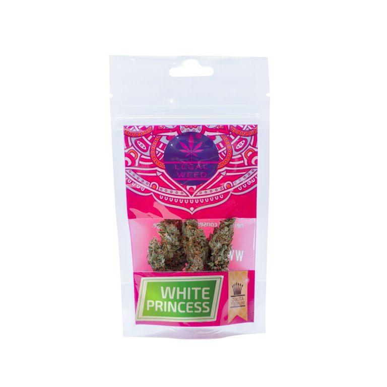 white princess legal weed