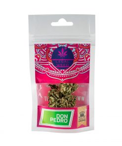 Don Pedro legal weed